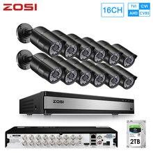 Zosi 1080p 2mp 16ch для 16ти канального видеорегистратора cctv