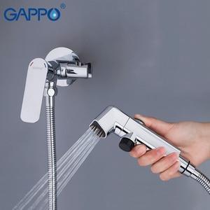 Image 1 - GAPPO Bidets bidet toilet sprayer muslim shower toilet water bidet tap mixer wall mount ducha higienica