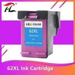 Kolorowy wkład atramentowy 62XL kompatybilny dla hp 62 xl dla hp62 dla hp Envy 5540 5640 7640 5646 5541 5740 5742 5745 200 250 drukarki