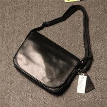 School Casual Men Shoulder Bag Minimalist Korean Sport Waterproof Shoulder Bag Fashion Travel Bolso Hombre Crossbody Bag DE50NDJ