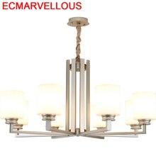 Colgante Moderna Industrieel Lighting Nordic Design Luminaire Suspendu Deco Maison Lampen Modern Hanging Lamp Pendant Light