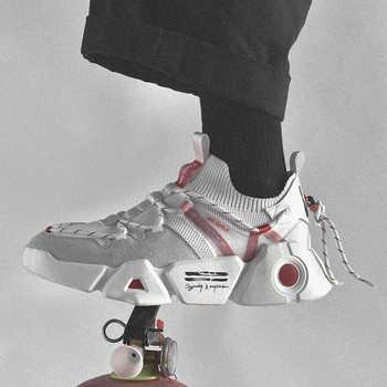 Nouvelles Chaussures De Designer Décontractées Hommes Maille Baskets Adulte Chaussures Hommes Chaussures Pour Hommes Chaussures Homme Formateurs Sapato Masculino