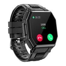 جديد 2021 ساعة يد ذكية مزودة بتقنية البلوتوث 5.0 ساعة يد ذكية للرجال والنساء ساعة يد رياضية للياقة البدنية سوار لهاتف شاومي أندرويد هواوي هونور iOS14
