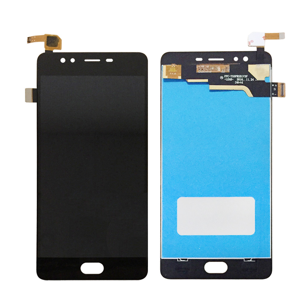 Good quality NX573J ZTE Nubia M2 Lite LCD Display +Touch Screen Assembly For m2 lite lcd(China)