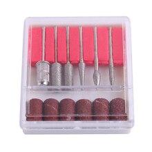 Manicure-Pedicure-Set Electric-Polishing-Machine-Drill Nail-Art-Drill-Kit Toe-Nail-Care