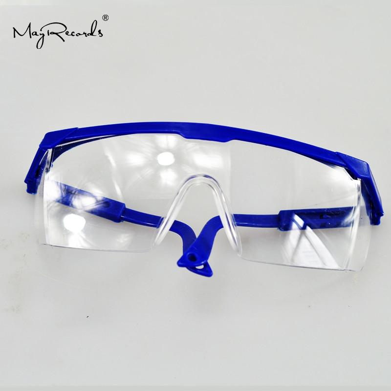 Frete grátis PC óculos Óculos de proteção do trabalho Proteção ocular Óculos à prova de poeira Óculos de segurança
