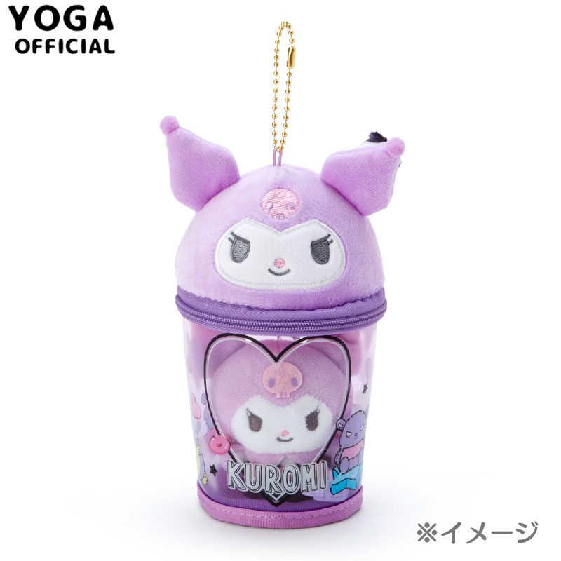 my melody pink plush coin bag money small handbag ornament doll new