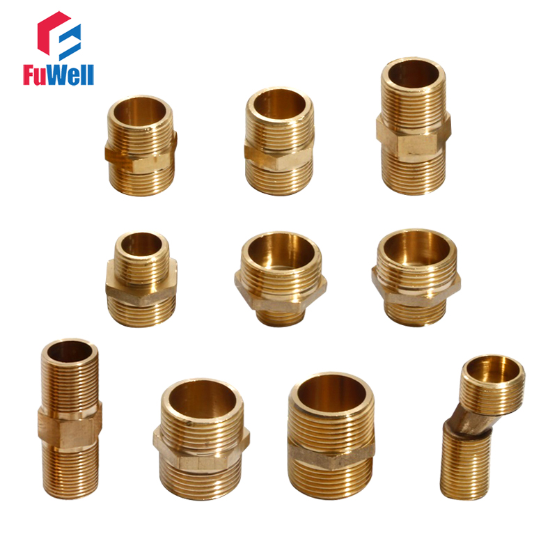 <font><b>Copper</b></font> <font><b>Pipe</b></font> Fitting Male Thread Water <font><b>Pipe</b></font> Joint Fitting 25mm <font><b>32mm</b></font> 3/4'' 1'' Water Oil Gas <font><b>Pipe</b></font> Fitting Plug image