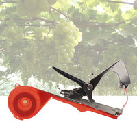 Garden Tool Plant Tying Tape Machine Hand Tools Tying Vine Branch Machine Tied Twig Gun With 1 Box Nail +1 Roll Tape(20 pieces)