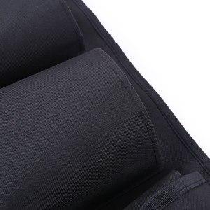 Image 3 - KAWOSEN borsa per bagagliaio per auto di grandi dimensioni per SUV MPV Organizer per sedile posteriore universale accessori per Organizer per seggiolino auto borsa per sedile posteriore CTOB05