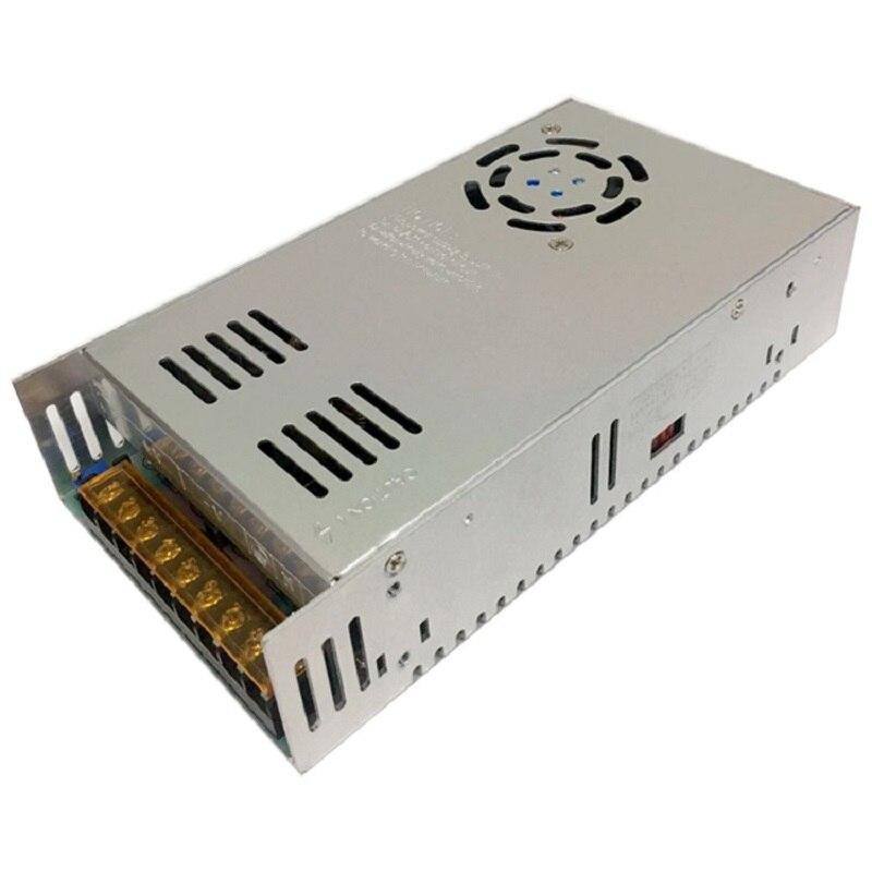 AC220 à 0-36V 500W DC alimentation à découpage réglable 12V 24V 48V 60V 110V 220V