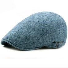 Берет ht3160 мужской и женский берет Весенняя летняя кепка шапка