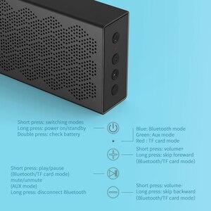Image 5 - EDIFIER MP120 altoparlante bluetooth bluetooth 5.0 supporto TF Card ingresso AUX tecnologia CNC doppi altoparlanti full range
