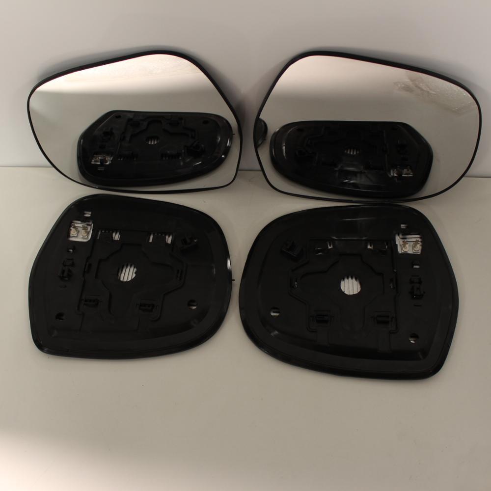 For Kia Sorento 07-09 Passenger Side Mirror Glass w Backing Plate Non-Heated