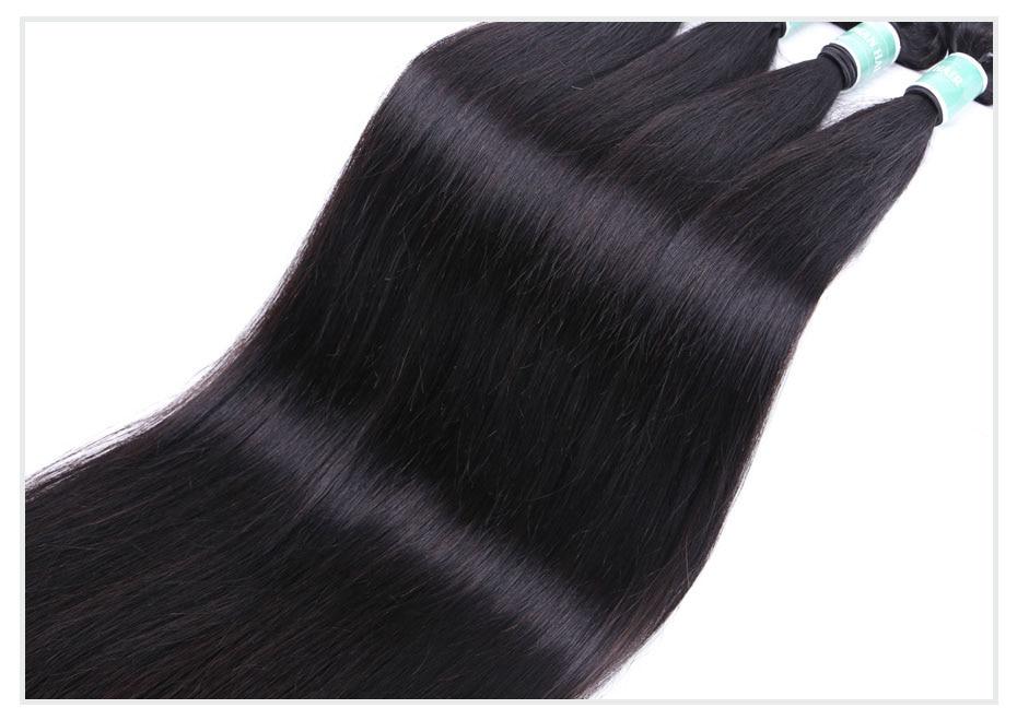 straight brazilian hair
