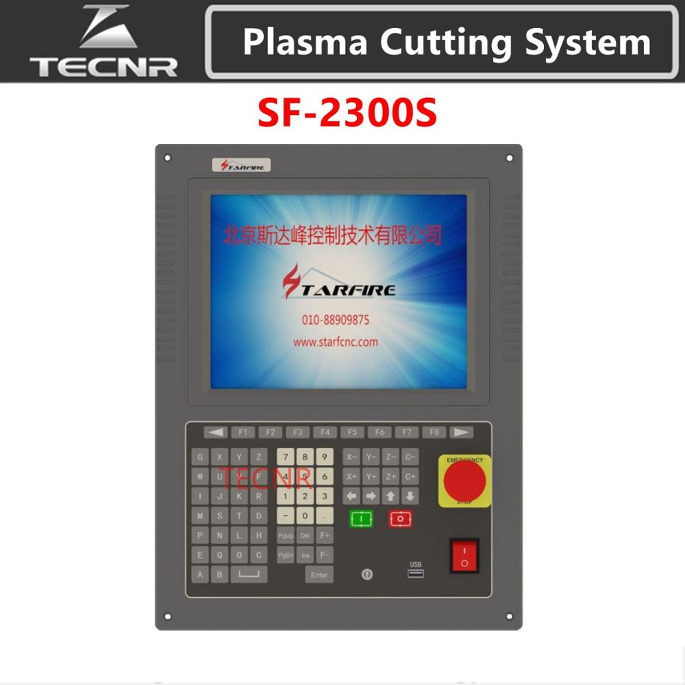 STARFIRE SF-2300S CNC Plasma Cutting System Support THC SH/F-2200H Version Flame Cutting Machine Controller