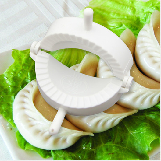 2021 Hardcover Three Pack Clip Dumpling Mold Daily Necessities cake decorating baking pastry tools kitchen dining bar