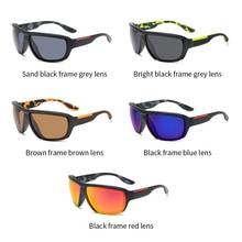 Cycling Sunglasses Men's Sunglasses Mountain Bike Sport Explosion-proof Eyewear Travel Drive Fishing Hiking Street Shot Glasses