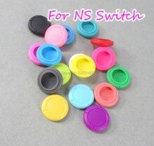 4 adet 3D Analog Joystick thumb çubuk kapak düğmesi modülü kontrol değiştirme Nintendo anahtarı JoyCon NS Joy Con denetleyici