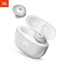 100%-auriculares inalámbricos JBL 120TWS, por Bluetooth, intrauditivos, con micrófono estéreo, estuche de carga