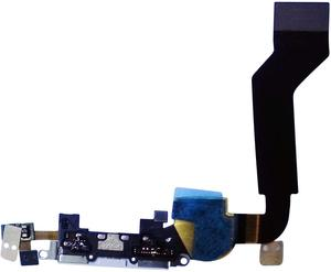 Image 3 - RedKoi USB Charging Port Dock Connector Flex Cable + Microphone Replacement Part for iPhone 4s 6 6S 7 8 7Plus
