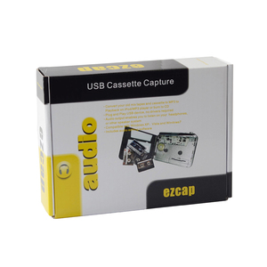 Image 5 - USB Cassette Player Cassette to MP3 Converter Capture Music Player Cassette Tape Recorder Support Windows 7/8