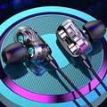 A4 высоким соотношением цены и качества наушники с пшеницы Универсальный Пластик In-Ear удобные тяжелый бас Hi-Fi наушники