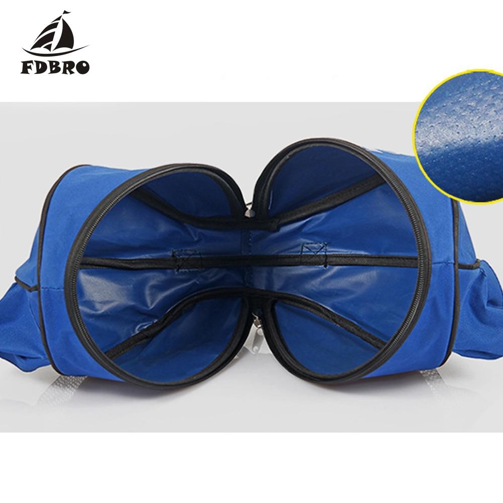 voleibol mochila bolsa forma redonda ajustável alça