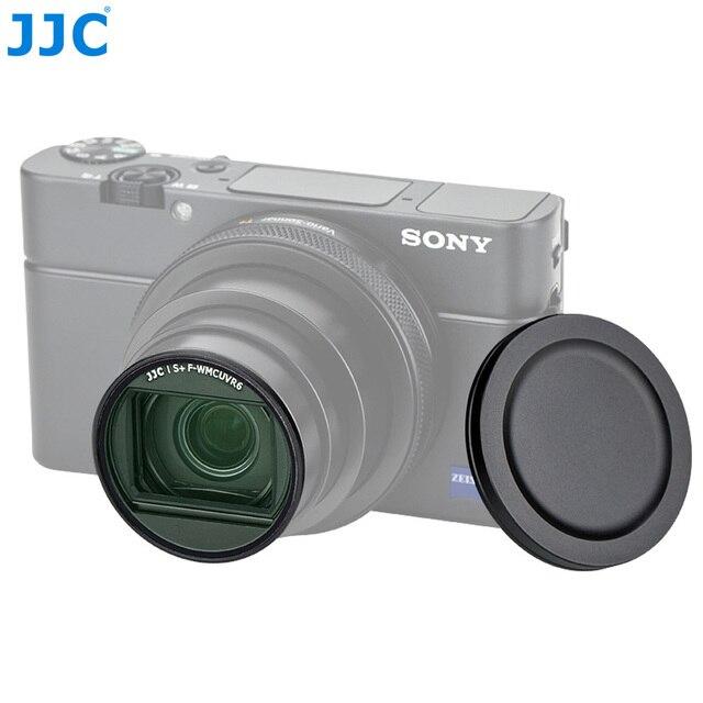 Сверхтонкий УФ фильтр JJC L39 с многослойным покрытием для Sony RX100 V RX100 VI RX100 VII, Canon G5X, Mark II, G7X, Mark II, G7X, Mark III