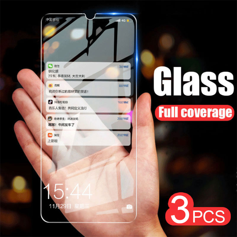 H&A  Cover Tempered Glass For Huawei P30 P10 P20 Lite Plus Protective Glass For Huawei P20 Mate 20 Lite Pro P Smart 2019 Glass