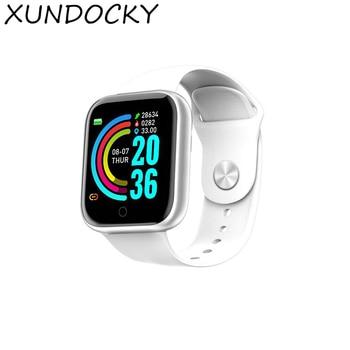Smart Sports Watch Unisex Digital Display Led Electronic Watch Bluetooth Application Fitness Running Bracelet 2