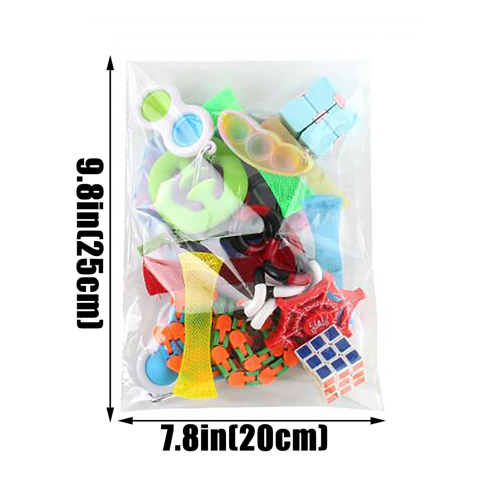 A Pack Fidget Sensory Toy Set Stress Relief Toys Autism Anxiety Relief Stress fidjets img5