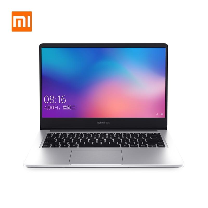 Xiaomi RedmiBook Laptop 14 Inch AMD R5-3500U Radeon Vega 8 Graphics 8G RAM DDR4 256G SSD Win10 Ultra-Thin Notebook Ryzen Edition
