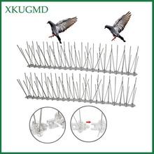 ホット20個10 4mオーチャードステンレス鋼鳥防水針屋外設置鳥リペラーヴィラからインストール鳥デバイス