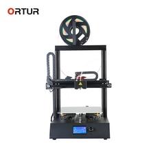 Ortur4 Steel Casing Linear Guide Rail Impresora 3d Real 0 1mm Printing Accuracy Imprimante 3d Temperature