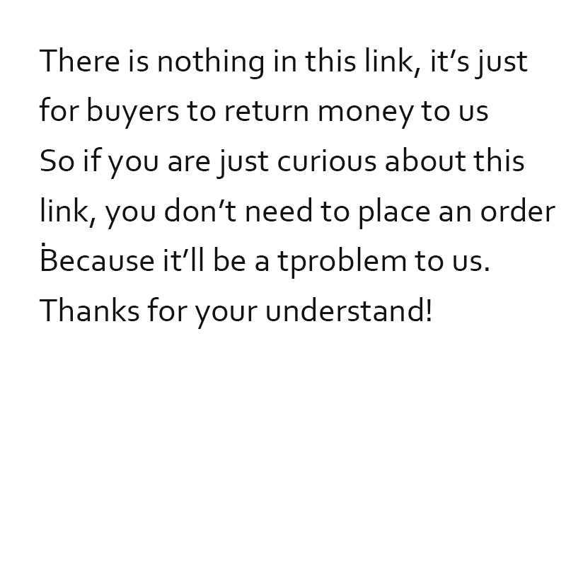 Xin trả lại tiền thông qua liên kết này-Đặt hàng và lựa chọn số lượng-khi bằng giá trước đây bạn đã đặt hàng