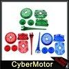 CNC אלומיניום מנוע להתלבש ערכת עבור 50cc 70cc 90cc 110cc 125cc הסיני בור מנוע שביל אופני אופנוע