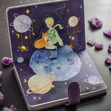 Коллекция 2020 года раскраска из серии «Маленький принц» блокнот