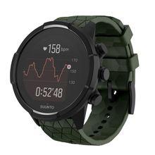 Силиконовый ремешок для часов Quick Release наручные часы ремешок для Suunto 9 Baro/9 браслет W91A