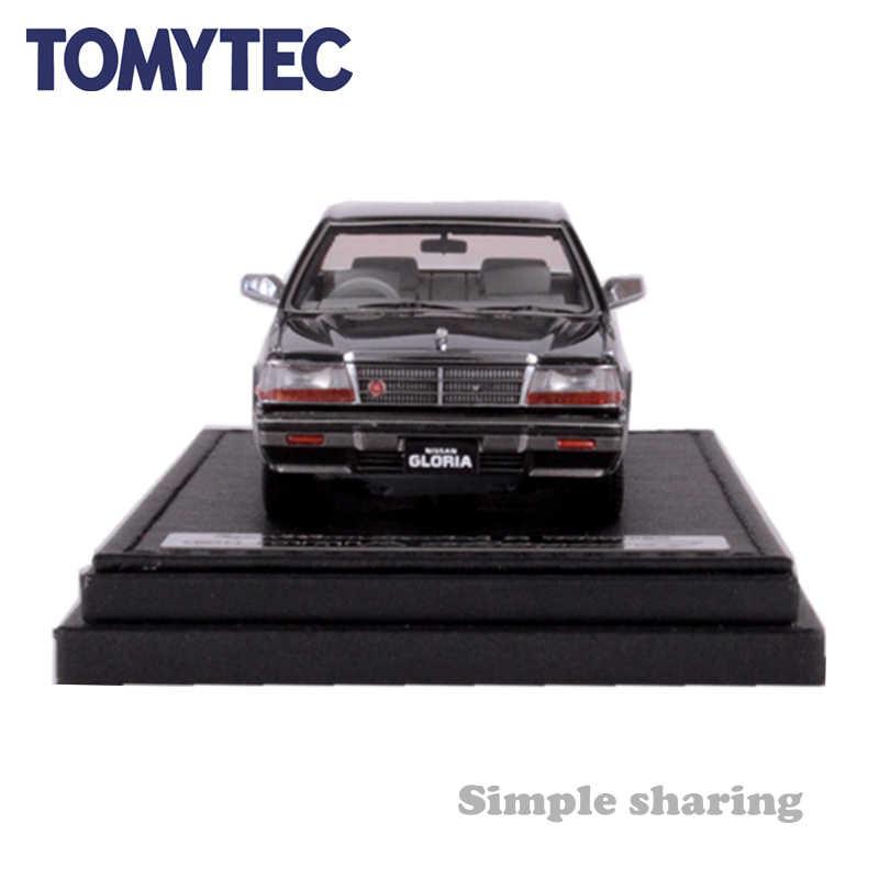 Tomytec توميكا محدودة خمر نيسان غلوريا أطقم منمذجة دييكاست سيارة مصغرة لعبة المقتنيات ألعاب الأطفال البوب الساخن