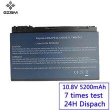 6cells laptop battery for ACER Extensa 5210 5220 5230 5235 5420 5610 5620 5620Z 5630 7220 7620 TM00741 TM00751 Bateria akku цена в Москве и Питере