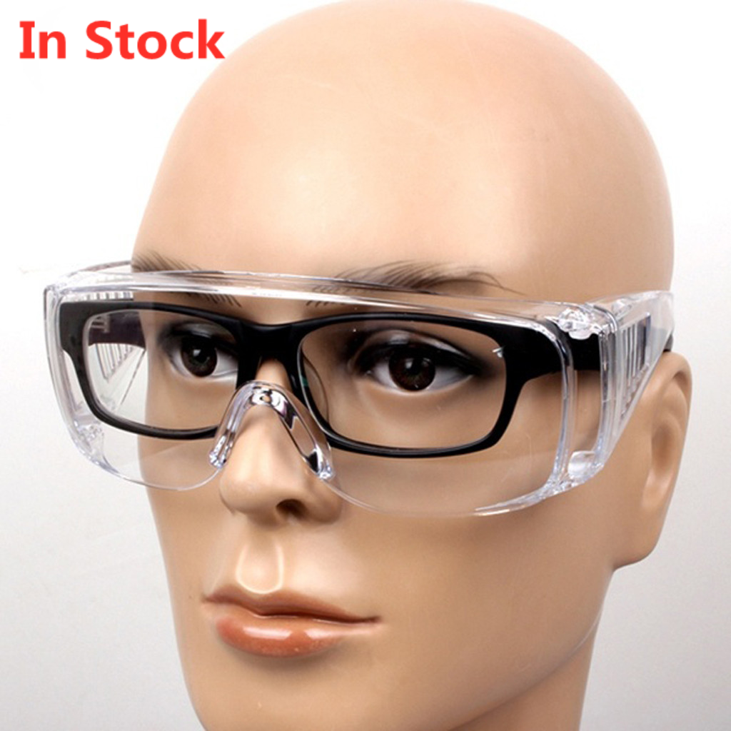PC Safety Glasses  Goggles For Men And Women  Dust Proof Wind Proof Sand Proof Splash Proof Impact  Eyewear For Riding