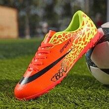 Сезон весна-осень; футбольная детская обувь; удобная обувь для футбола; дешевая детская спортивная обувь для футбола; износостойкие детские кроссовки