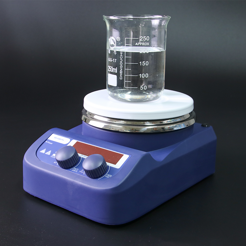 Laboratory Digital Hot Plate Magnetic Stirrer With Hotplate MS-H280-Pro Dlab