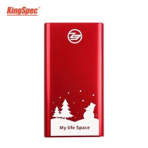 KingSpec внешний SSD 240 ГБ Портативный SSD 2 ТБ жесткий диск 120 ГБ hdd 1 ТБ SSD type-C USB3.1 твердотельный диск hd USB3.0 для ноутбука OS
