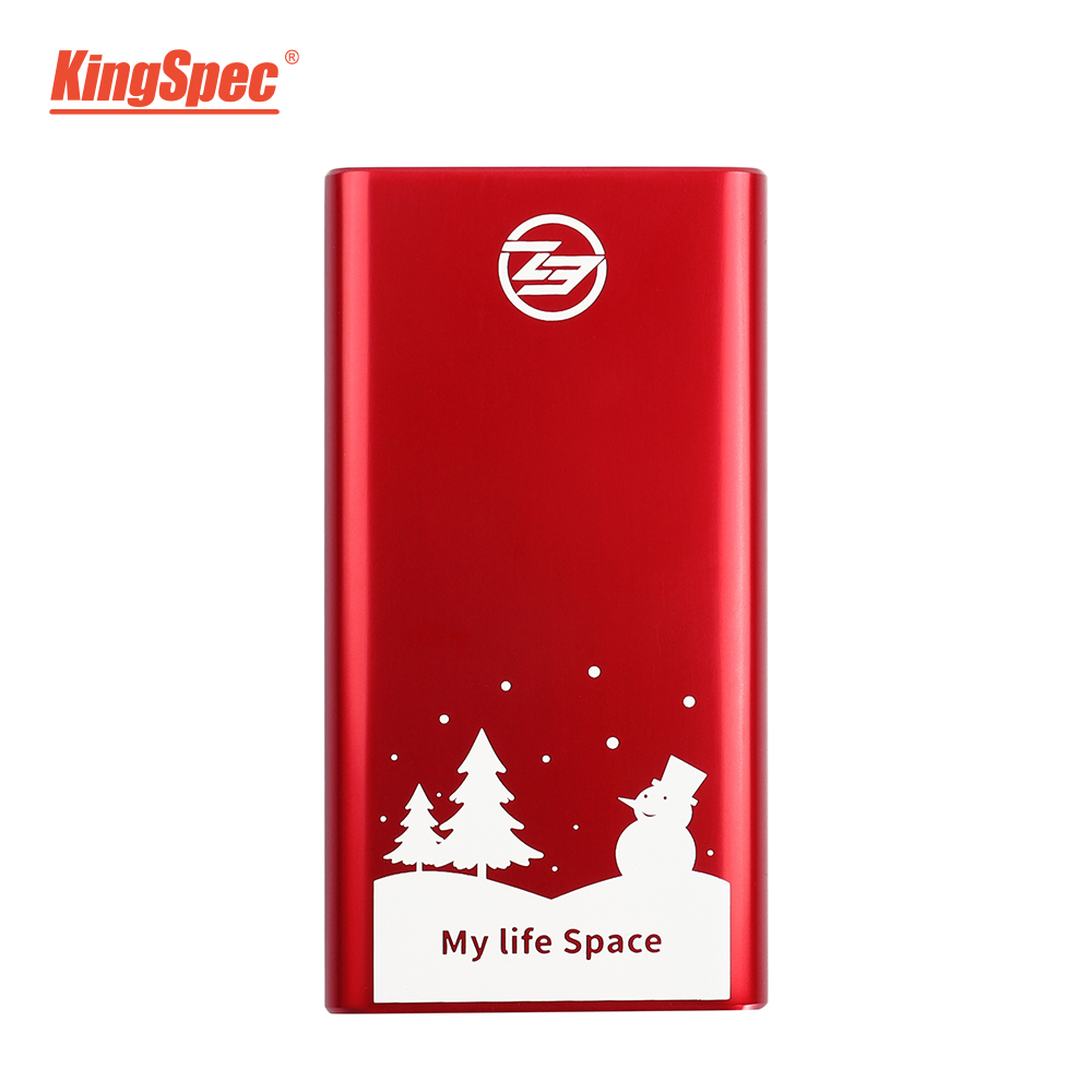 KingSpec External SSD 240GB Portable SSD 2TB Hard Drive 120gb Hdd 1TB SSD Type-C USB3.1 Solid State Disk Hd USB3.0 For Laptop OS