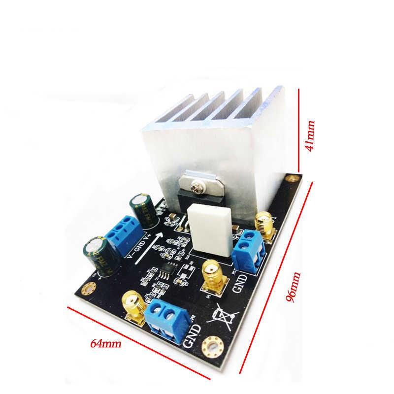Opa541 módulo amplificador de áudio alta fidelidade amp 5a atual alta tensão alta corrente driveable bobina do motor amplificador de som