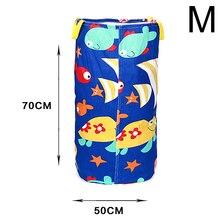 Красочный печатный мешок для прыжков игры на открытом воздухе спортивные игры для детей детский мешок картошки гоночные сумки кенгуру мешок для прыжков MS88