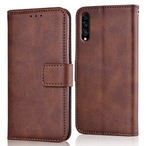 A30S Case Slim Leather Flip Co