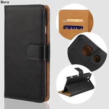 pu leather case For Sony Xperia Z3 Compact D5803 D5833 wallet Cover Case retro protective holster business capa fundas GG(China)